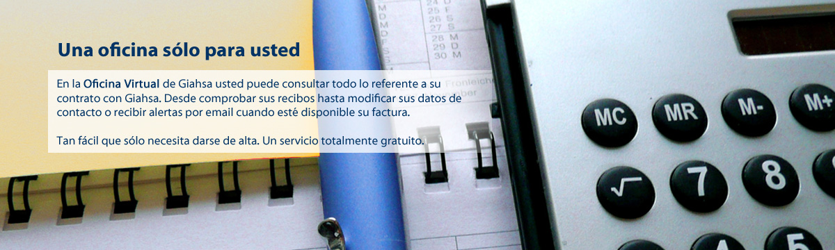 Giahsa for Oficina virtual economica